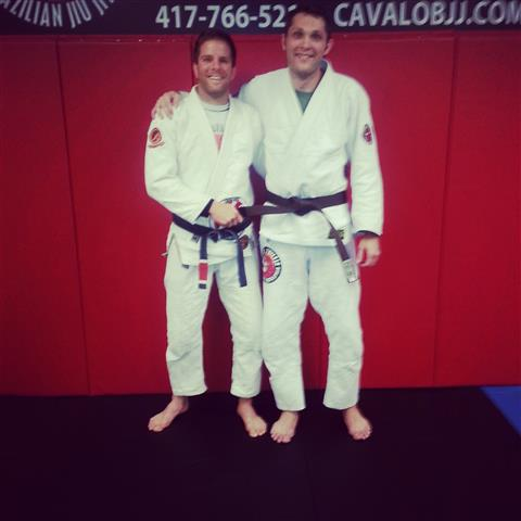 Andrew Buckley of Cavalo Jiu Jitsu Canada